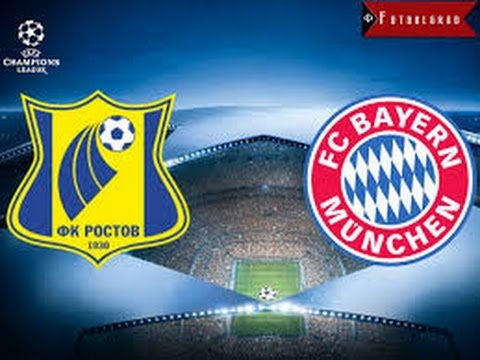 Download Rostov vs Bayer Munich 3-2 champions league