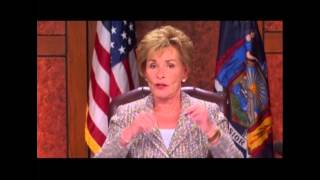 Judge Judy Mentoring Speech