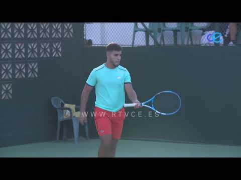 El tenis ceutí organiza  la primera  competicion desde que empezara la crisis sanitaria