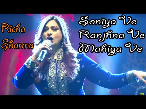 Ranjhna Ve Soniya Ve Richa Sharma Live Performance
