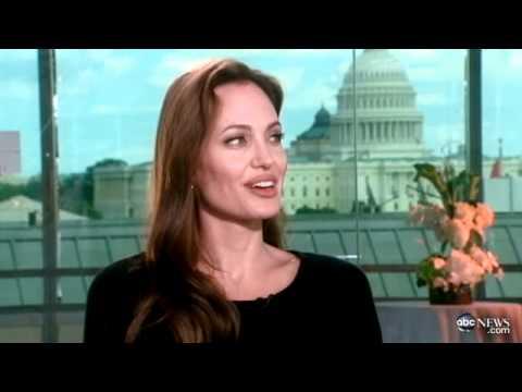 Angelina Jolie: I Hate Joseph Kony