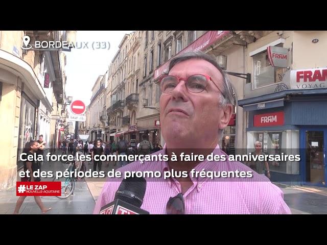 Le Zap Nouvelle-Aquitaine du Mardi 6 Août