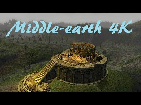 Middle-earth 4K in Bree-land, North downs LOTRO