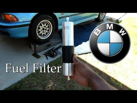 bmw 5 series learn how to replace a fuel filter improve. Black Bedroom Furniture Sets. Home Design Ideas