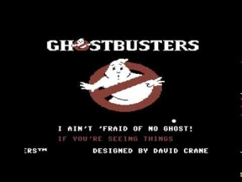 Ghostbusters C64 [Intro]