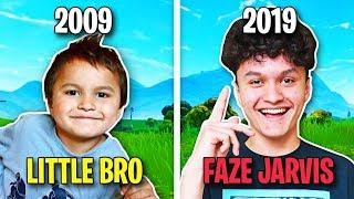 The Evolution of FaZe Jarvis (Season 1 - Season 8)
