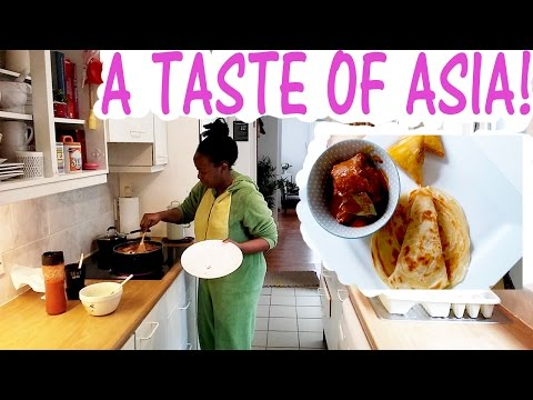 COOK WITH ME - A TASTE OF ASIA