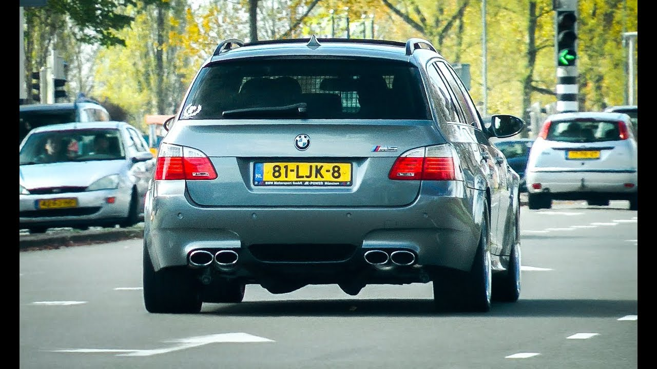 5 reasons why the BMW M5 E61 Touring is the next ultra-rare