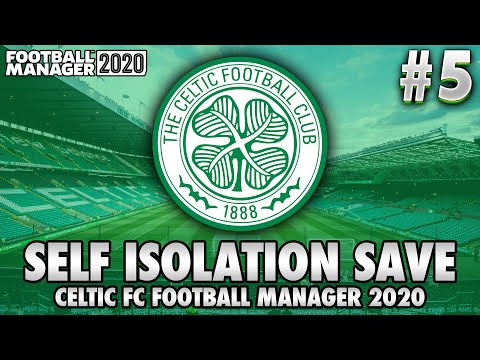 CELTIC FOOTBALL MANAGER 2020 | #5 | SHOCK CUP EXIT?