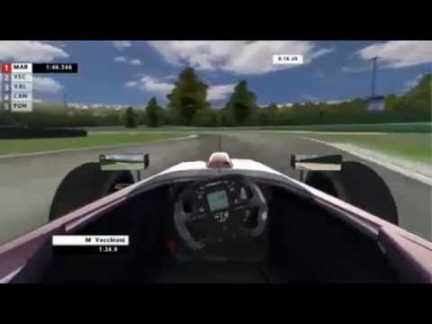 rFactor - TJemme Cup 2011/2012 - ROUND 01 - Italy -  Qualifying