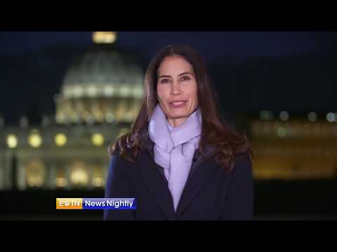 The Vatican reacts to Jerusalem as Israel's Capital - ENN 2017-12-06