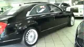 Mercedes-Benz S 600 2014 Videos