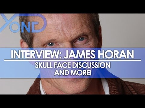The Codec - James Horan Interview - Skull Face Discussion and More!