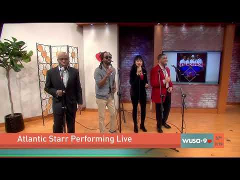 Atlantic Starr sings signature love song