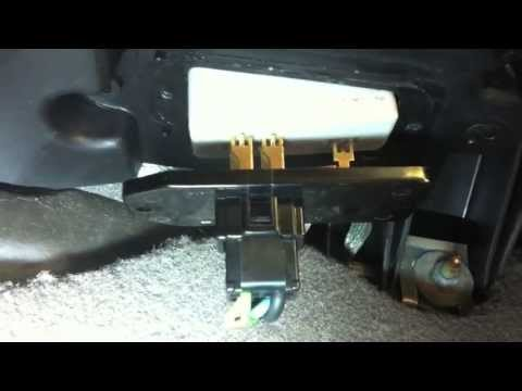 2002 Jeep GC blower motor resister replacement