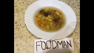 Суп грибной: рецепт от Foodman.club