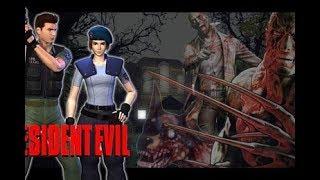 Resident Evil speedrun any% jill - Gameplay Español