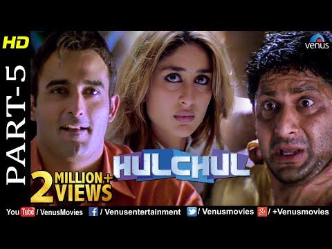 Hulchul - Part 5 | Akshaye Khanna, Kareena Kapoor & Arshad Warsi | Best Comedy Movie Scenes