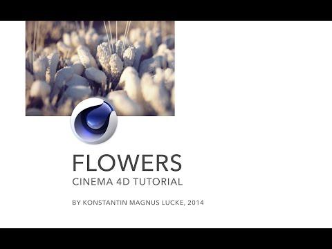 Rendering a Macro shot with Depth of Field in Cinema 4D - Tutorial