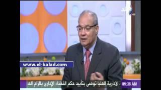 بالفيديو.. اللاوندي: لأول مرة نجد الشعب المصري حاكما ومحكوما في نفس الوقت