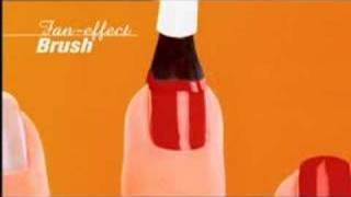 Bourjois 1 Second Nail Polish European Commercial