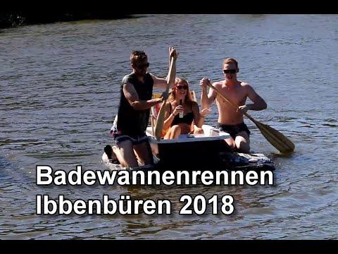 Badewannenrennen in Ibbebbüren 2018 (Part 2)