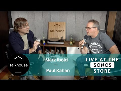 Live at the Sonos Store: Mark Ibold with Paul Kahan (Talkhouse x Food Republic)