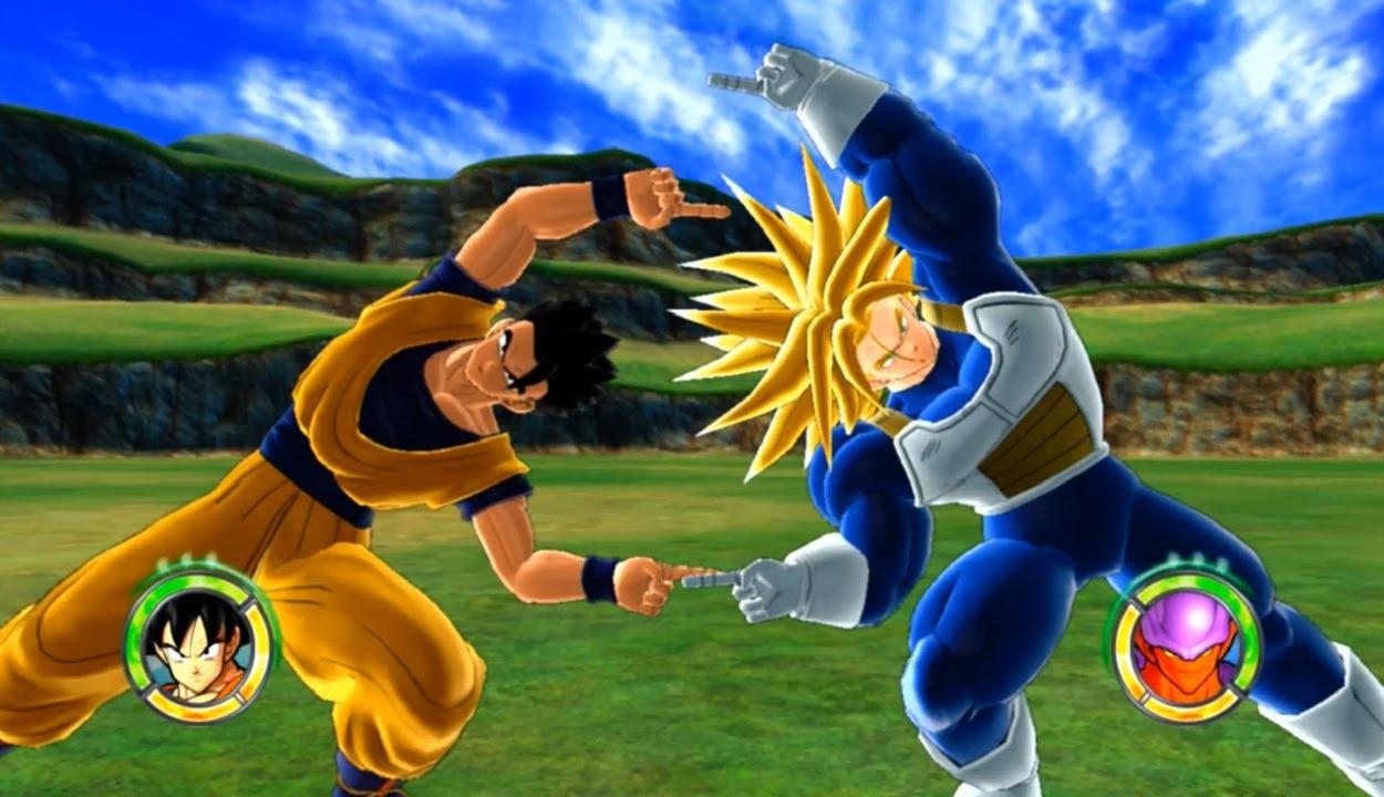 Resultado de imagem para Dragon Ball Raging Blast 2