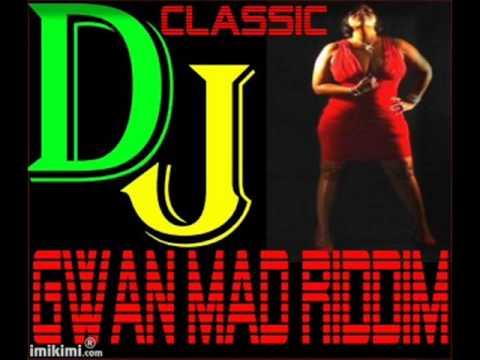 Gwan Mad Riddim - DJCLASSIC -Instrumental