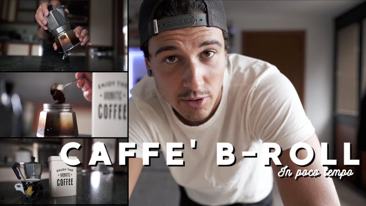 Ho girato un B-ROLL mentre preparavo il CAFFE' in 20 MINUTI | Luca Viale