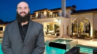 Braun Strowman Lifestyle 2019, Net Worth, House, Cars, Girlfriends, Family and Interesting facts