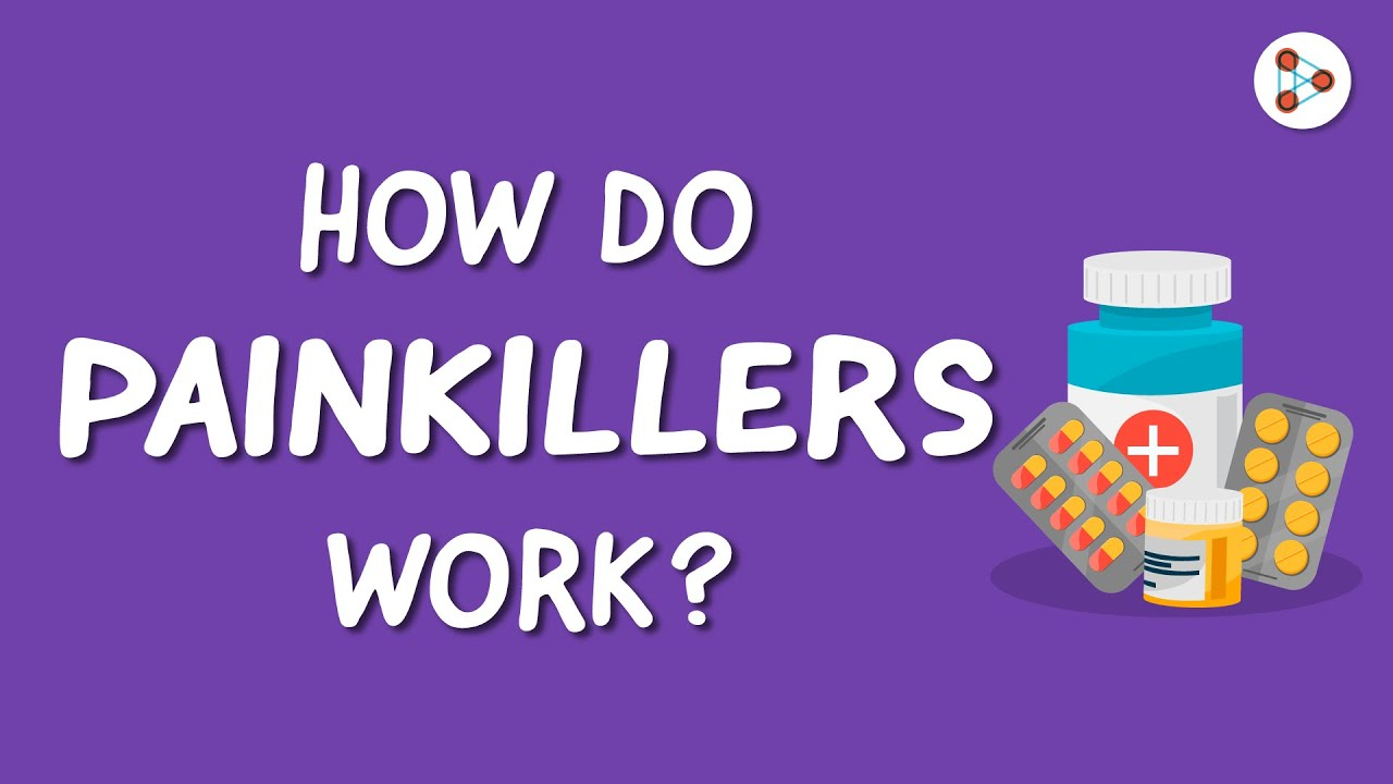 How Do Painkillers Know Where The Pain Is? | One Minute Bites | Don't Memorise