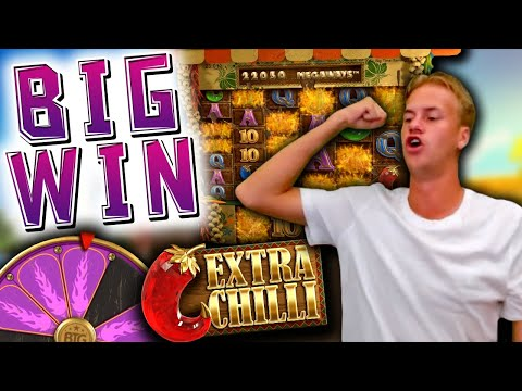 BIG WIN on Extra Chilli!