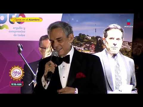 ¡Sergio Mayer le responde a Laura Núñez sobre regalías de José José! | Sale el Sol thumbnail