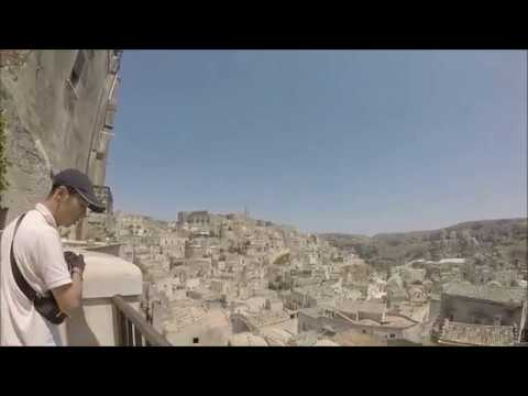 SASSI DI MATERA: UNO SPETTACOLO DA VEDERE!! - Vlog