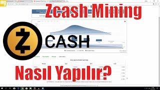 Zcash Mining Nasıl Yapılır? Zcash Mining Yapıyoruz - Uygulamalı Anlatım Rx 480 Rx 560 Zcash Mining?