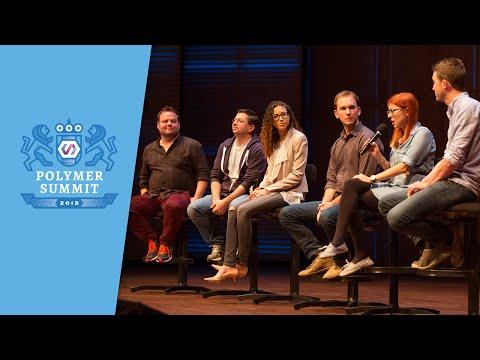 PolyPanel (The Polymer Summit 2015)