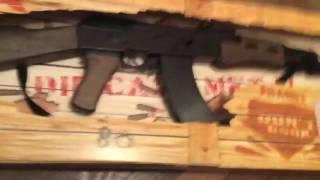 Розпакування GONHER АК-47