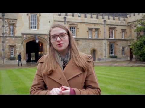 Studying PPE (Philosophy, Politics and Economics) at St John's College, Oxford
