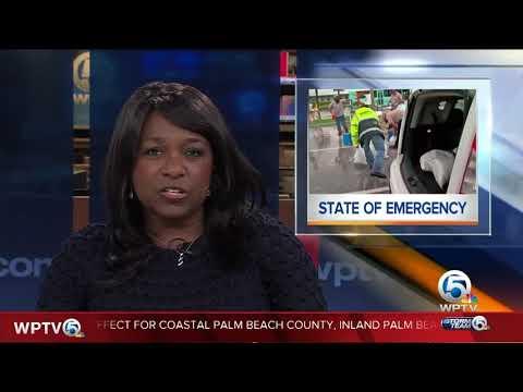 Gov. Scott declares state of emergency for Florida