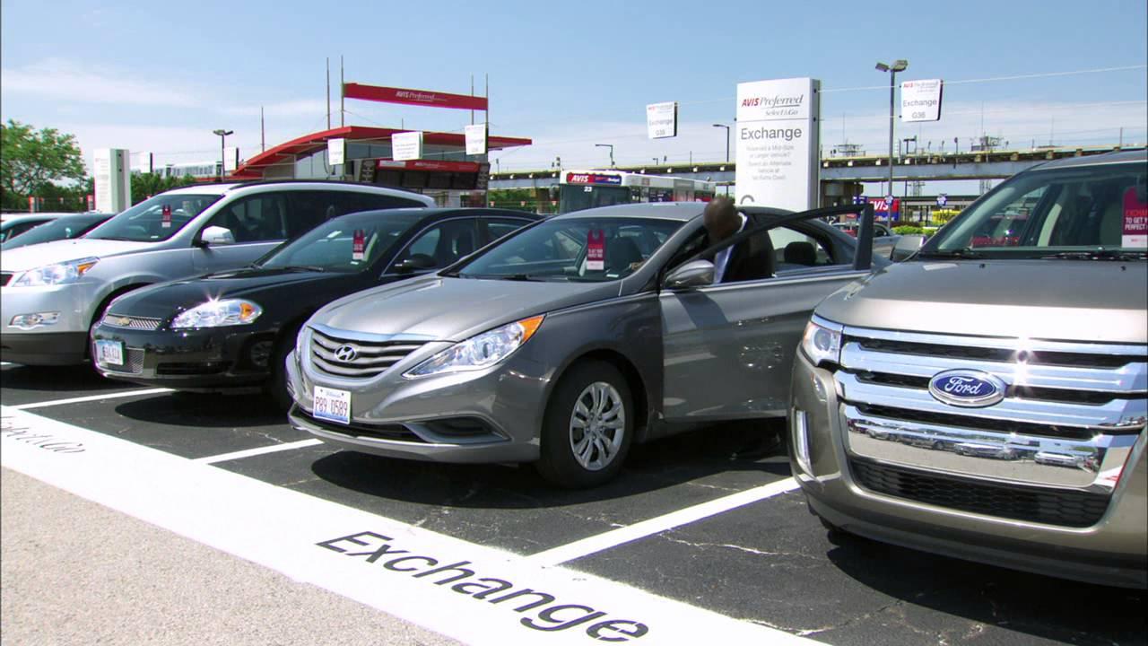 Avis Midsize Cars >> Avis Selectand Go Video