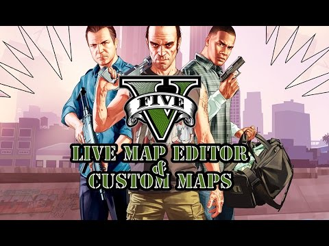 [REUPLOAD] GTA 5 ONLINE STREAM ★ LIVE MAP EDITING & CUSTOM MAPS & COMMUNITY RACE | PowrotTV