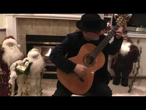 Carol of the Bells - Michael Lucarelli, classical guitar (Christmas)