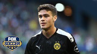 Gio Reyna's Bundesliga debut, Tyler Adams & Timmy Chandler shine | AMERIKANER ABROAD MD 18