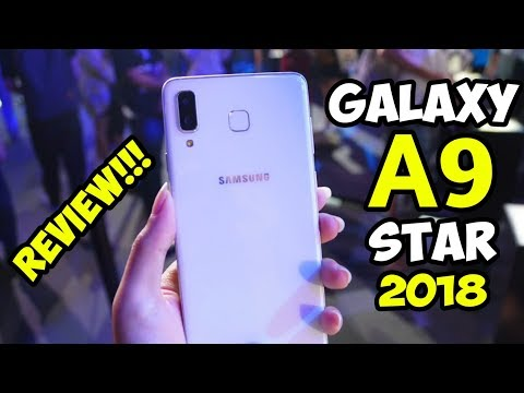 Samsung Galaxy A9 Star (2018) Full Review Of Specifications, Price & My Opinions | I Know Bangla