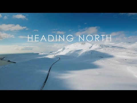 SmartFilmProjects: Heading North