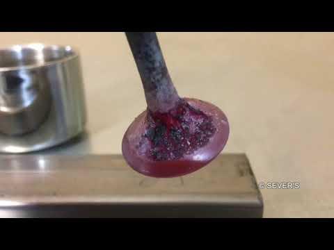 Очистка клапана водородом Vol.2