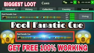 8 Ball Pool Secreat Free [ Pool Fantastic Cue ] Reward Official Offer 😍