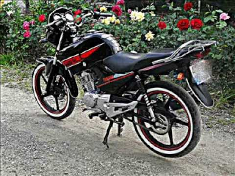 yamaha ybr 125 esd tun ng youtube. Black Bedroom Furniture Sets. Home Design Ideas
