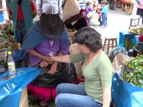 Traditional Healers - Cuenca, Ecuador 2015